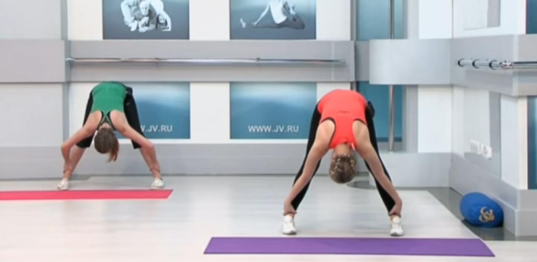Флексислим: Тянем мышцы