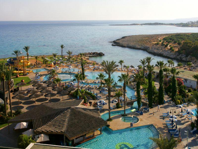 Фитнес-тур на Кипр