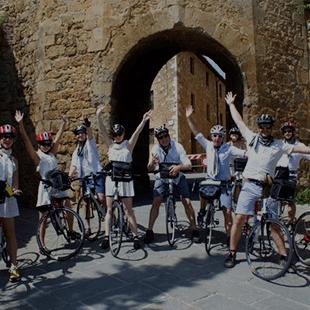 Вело тур в Италию, Тоскана