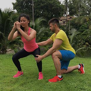 Новогодний фитнес-тур Вьетнам