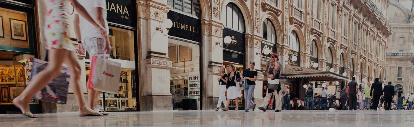 Фитнес-шоппинг тур в Италию